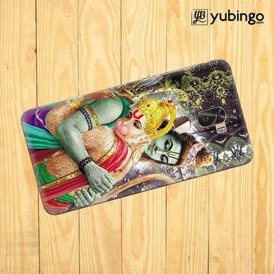 Ram And Hanuman Ji Back Cover for Coolpad Cool 1-Image3