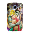 Ram And Hanuman Ji Back Cover for Samsung Galaxy Core I8260