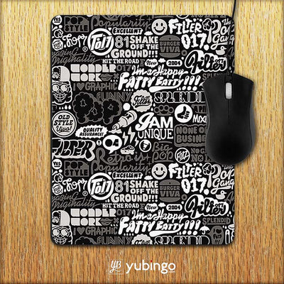Random Quotes Mouse Pad-Image2