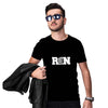 Revolution Men T-Shirt-Black