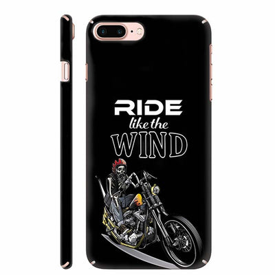 Ride the Wind Back Cover for Apple iPhone 8 Plus