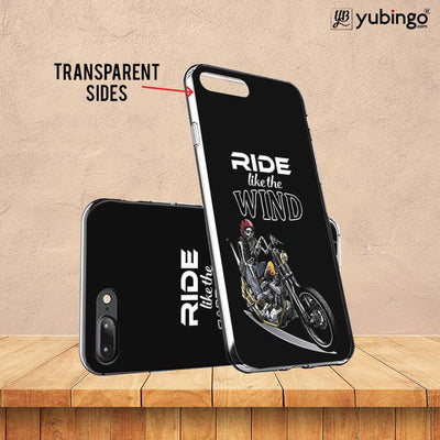 Ride the Wind Back Cover for ITEL PWO Pro-Image3
