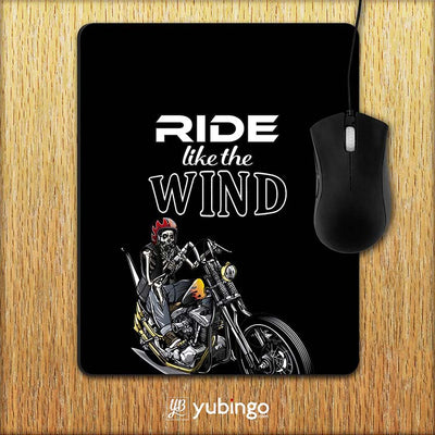 Ride the Wind Mouse Pad-Image2