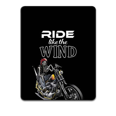 Ride the Wind Mouse Pad