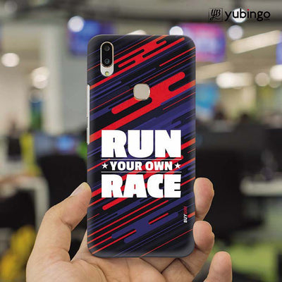 Run Own Race Back Cover for Vivo X21-Image2