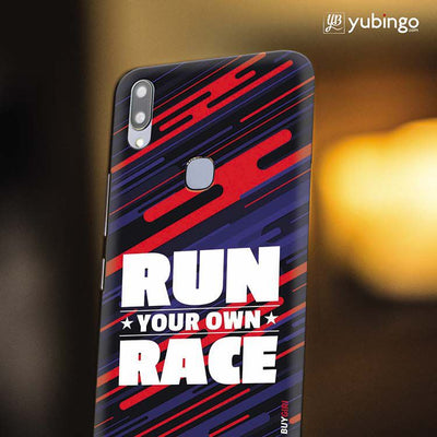 Run Own Race Back Cover for Vivo X21-Image4