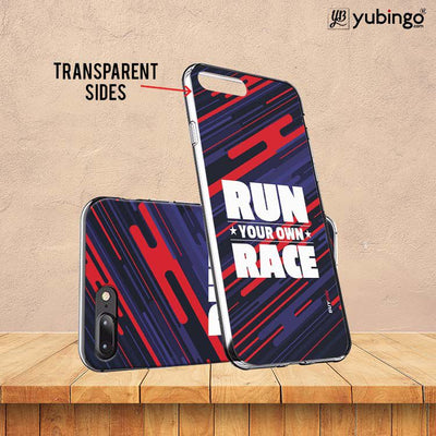 Run Own Race Soft Silicone Back Cover for Huawei Y9 (2019)-Image3