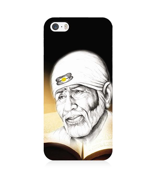Sai Baba Back Cover for Apple iPhone 5 and iPhone 5S and iPhone SE