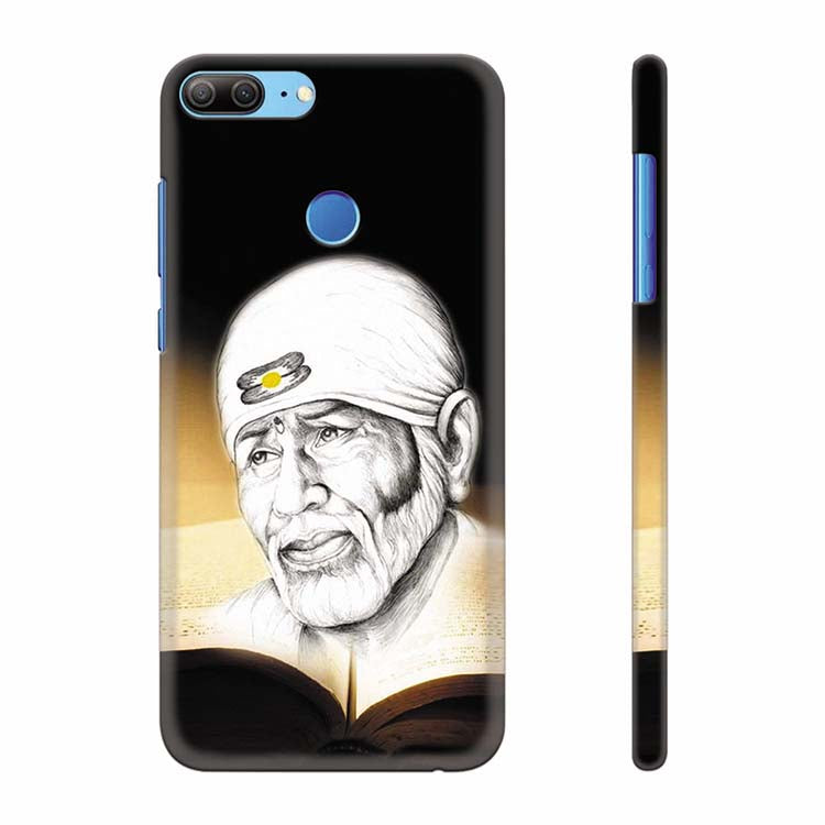 Sai Baba Back Cover for Huawei Honor 9 Lite