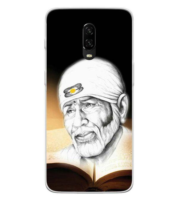 Sai Baba Back Cover for OnePlus 6T