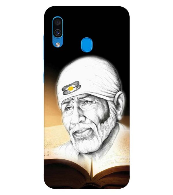 Sai Baba Back Cover for Samsung Galaxy A30