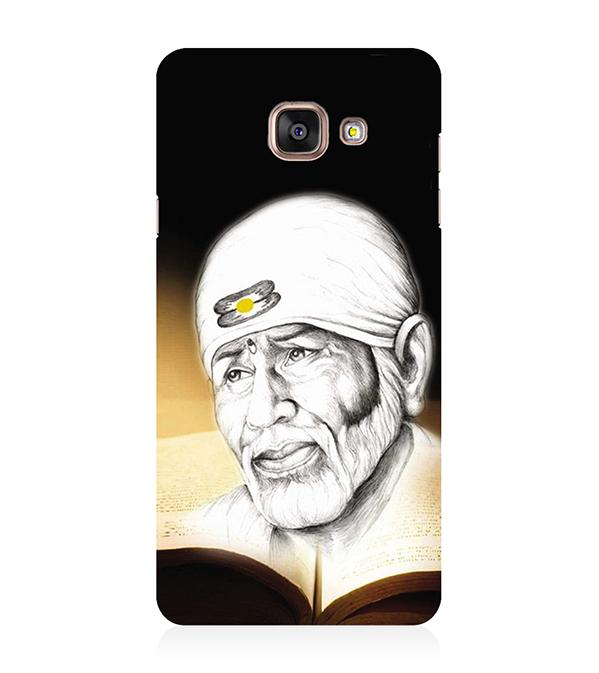Sai Baba Back Cover for Samsung Galaxy A5 (6) 2016