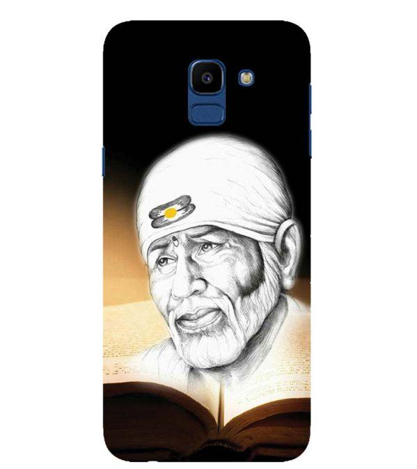 Sai Baba Back Cover for Samsung Galaxy On6