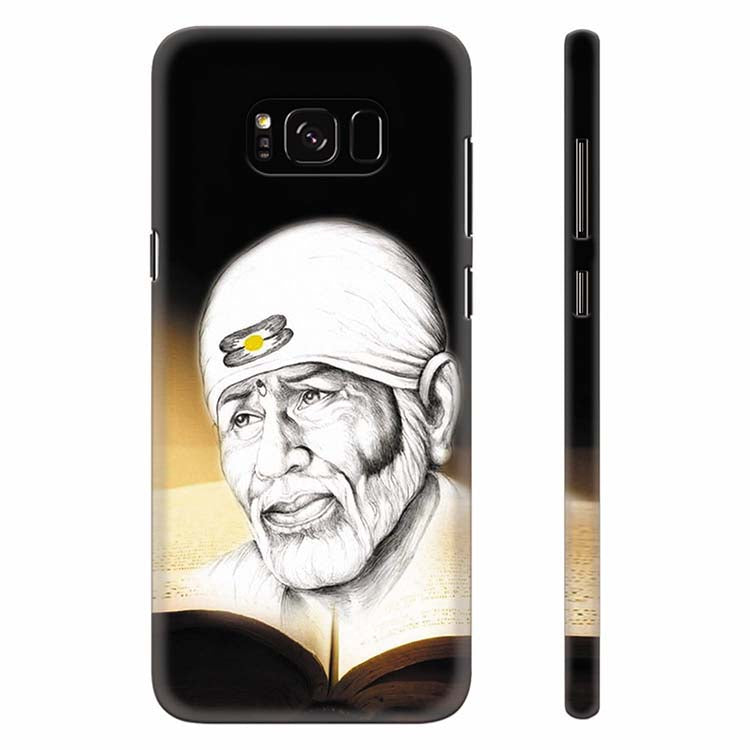 Sai Baba Back Cover for Samsung Galaxy S8 Plus