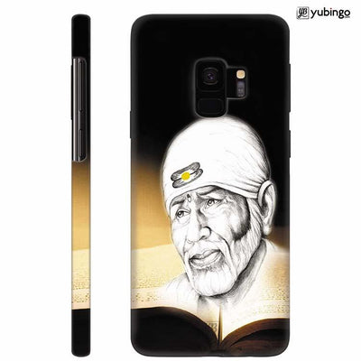Sai Baba Back Cover for Samsung Galaxy S9