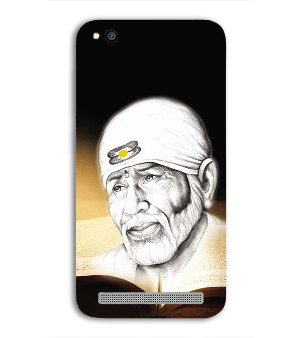 Sai Baba Back Cover for Xiaomi Redmi 5A
