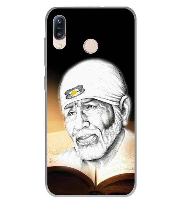 Sai Baba Soft Silicone Back Cover for Asus Zenfone Max Pro M1