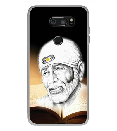 Sai Baba Back Cover for LG V30 Plus-Image3