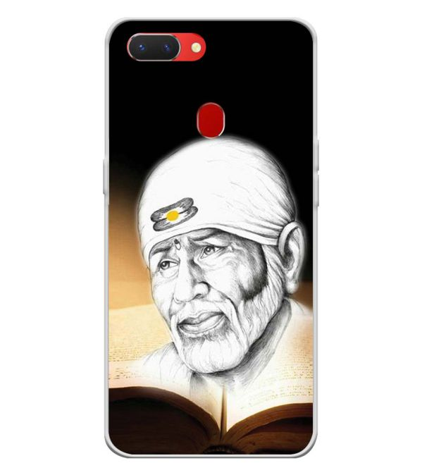 Sai Baba Back Cover for Oppo Realme 2-Image3