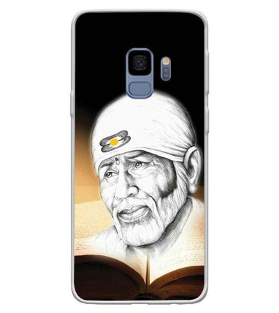 Sai Baba Back Cover for Samsung Galaxy S9-Image3