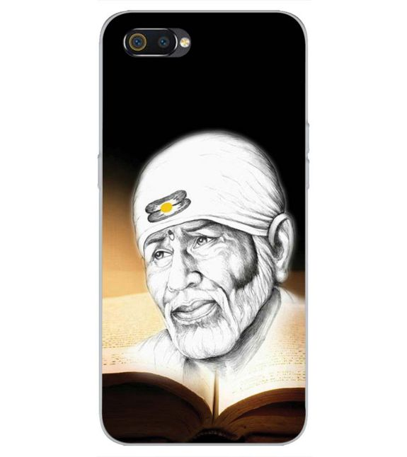 Sai Baba Back Cover for Realme C2-Image3