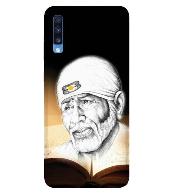Sai Baba Back Cover for Samsung Galaxy A70