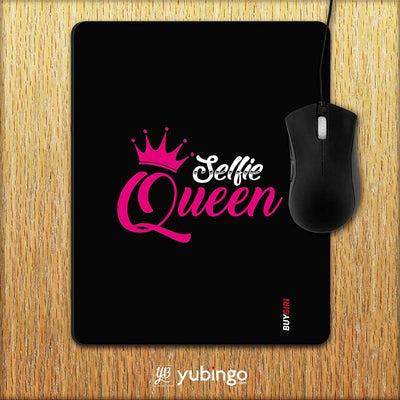 Selfie Queen Mouse Pad-Image2