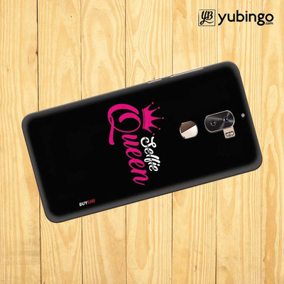 Selfie Queen Back Cover for Coolpad Cool 1-Image3