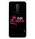 Selfie Queen Soft Silicone Back Cover for OnePlus 6