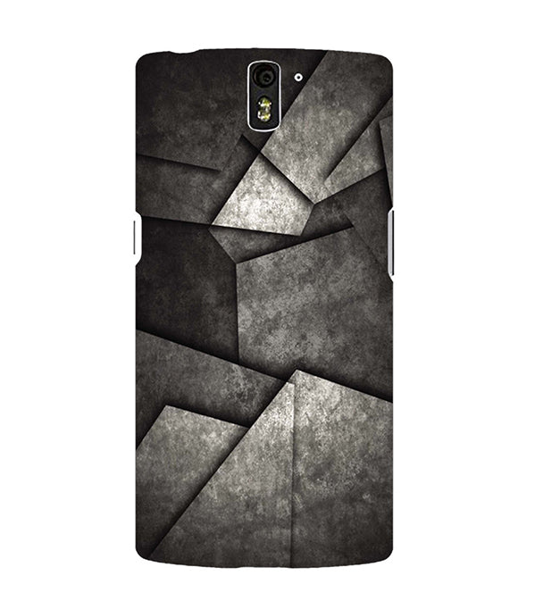 size 40 24237 724a1 Shades Of Grey Back Cover for OnePlus One