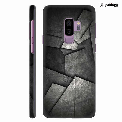 Shades Of Grey Back Cover for Samsung Galaxy S9+ (Plus)