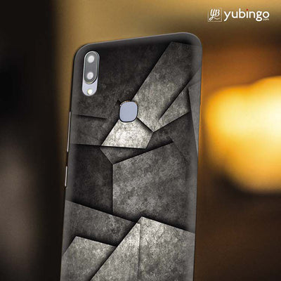 Shades Of Grey Back Cover for Vivo X21-Image4