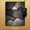 Shades Of Grey Mouse Pad-Image2