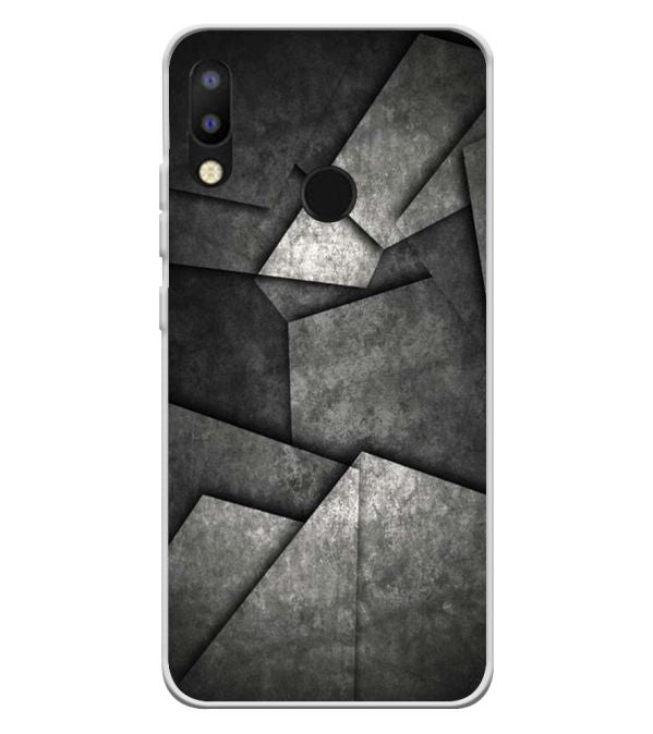 buy popular b2960 c6ea7 Shades Of Grey Soft Silicone Back Cover for Tecno Camon i2