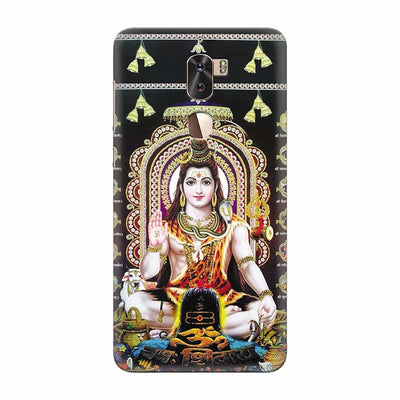 Shiva Back Cover for Coolpad Cool 1