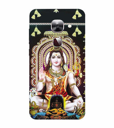 Shiva Back Cover for LeEco Le 2s