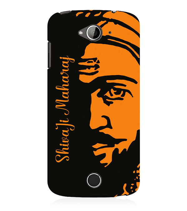 Shivaji Maharaj Back Cover for Acer Liquid Zade 530