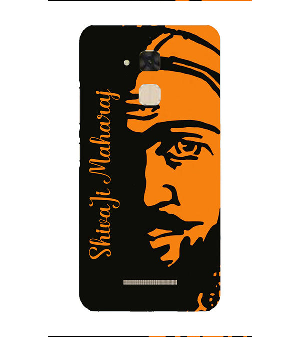 Shivaji Maharaj Back Cover for Asus Zenfone 3 Max ZC520TL