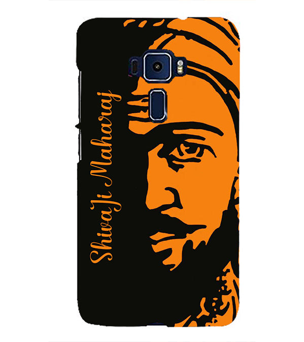 Shivaji Maharaj Back Cover for Asus Zenfone 3 ZE552KL