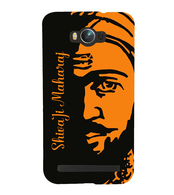 Shivaji Maharaj Back Cover for Asus Zenfone Max ZC550KL
