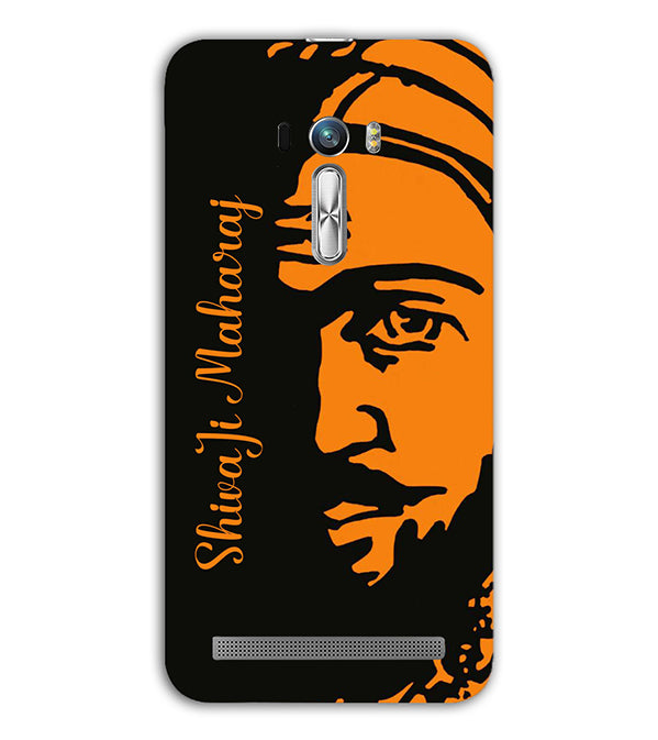 Shivaji Maharaj Back Cover for Asus Zenfone Selfie