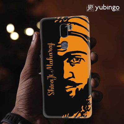 Shivaji Maharaj Back Cover for Coolpad Cool 1-Image2