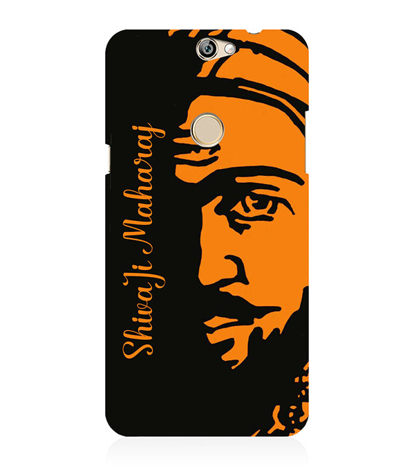 Shivaji Maharaj Back Cover for Coolpad Max