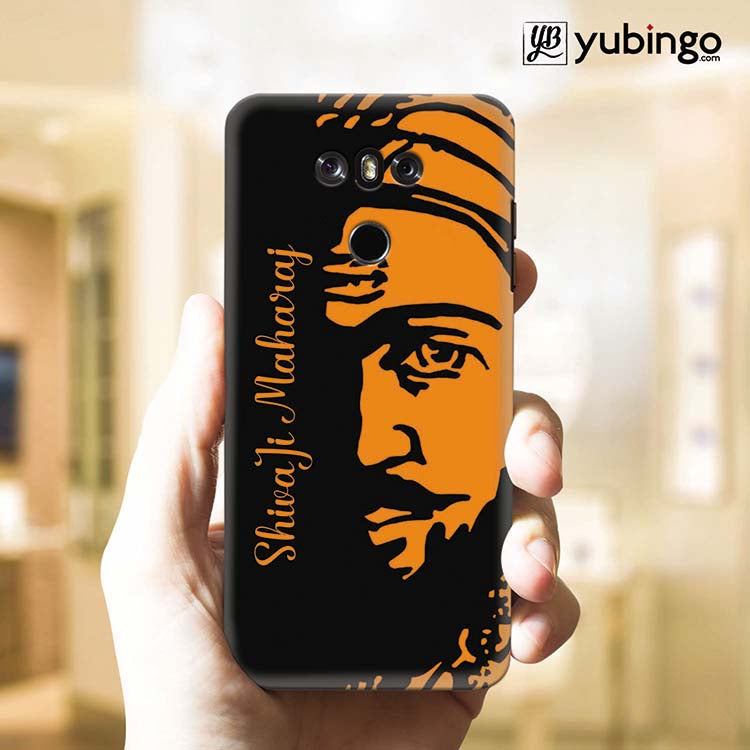 Shivaji Maharaj Back Cover for LG G6