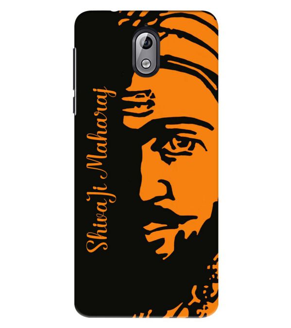 Shivaji Maharaj Back Cover for Nokia 3.1 (2018)