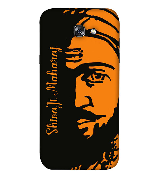 Shivaji Maharaj Back Cover for Samsung Galaxy A7 (2017)