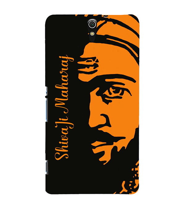 Shivaji Maharaj Back Cover for Sony Xperia C5