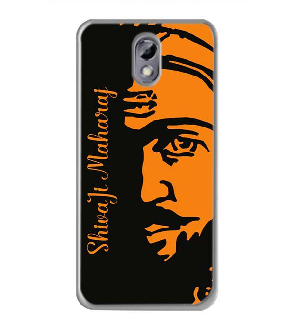official photos d5976 0bd63 Shivaji Maharaj Soft Silicone Back Cover for Comio C2 Lite