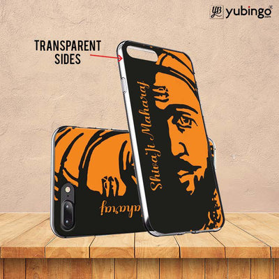 Shivaji Maharaj Back Cover for ITEL PWO Pro-Image3