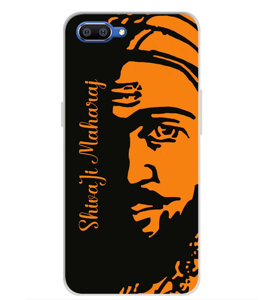 Shivaji Maharaj Back Cover for Realme C1 (2019)
